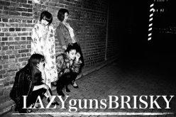 中尾憲太郎(Crypt City, ex.NUMBER GIRL)をプロデューサーに迎えた完全復活作『NO BUTS』リリース記念で開催される、RiotGrrrlなオルタナティヴ・ロック・バンド、LAZYgunsBRISKYの4/6(木)タワレコ渋谷インストアライヴを生配信!