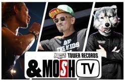 『&MOSH TV』1周年記念イベント開催決定!TOSHI-LOW(BRAHMAN)、Tokyo Tanaka(MAN WITH A MISSION)が登場!!