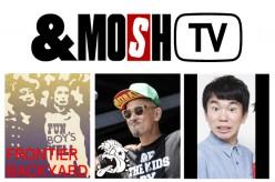 10月の&MOSH TVにタワレコ限定で