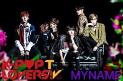 『K-POP LOVERS! TV』第12弾はMYNAMEが登場!12月6日(火)21:00~配信!!