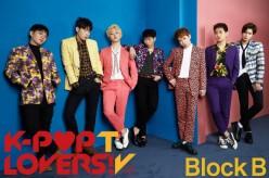 『K-POP LOVERS! TV』はBlock Bが登場!10月27日(木)19:00~配信!!
