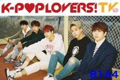 【アーカイブ公開中】『K-POP LOVERS! TV』にB1A4が登場!1月20日(金)21:15~配信!!