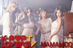【アーカイブ公開中】『K-POP LOVERS! TV』第13弾はMAMAMOOが登場!2017年1月6日(金)20:00~配信!!